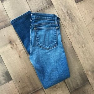 J Brand Jeans Pencil Leg Blue Denim 27 / 4